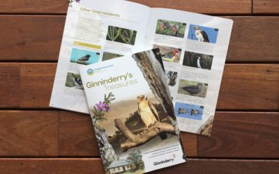 New guide reveals Ginninderry's Treasures