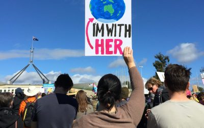 Peak community groups write to parties on climate change