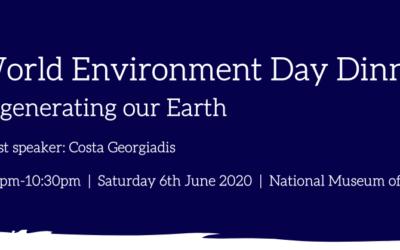 World Environment Day Dinner 2020
